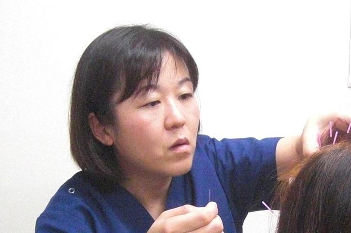 高橋 沙世 鍼灸師