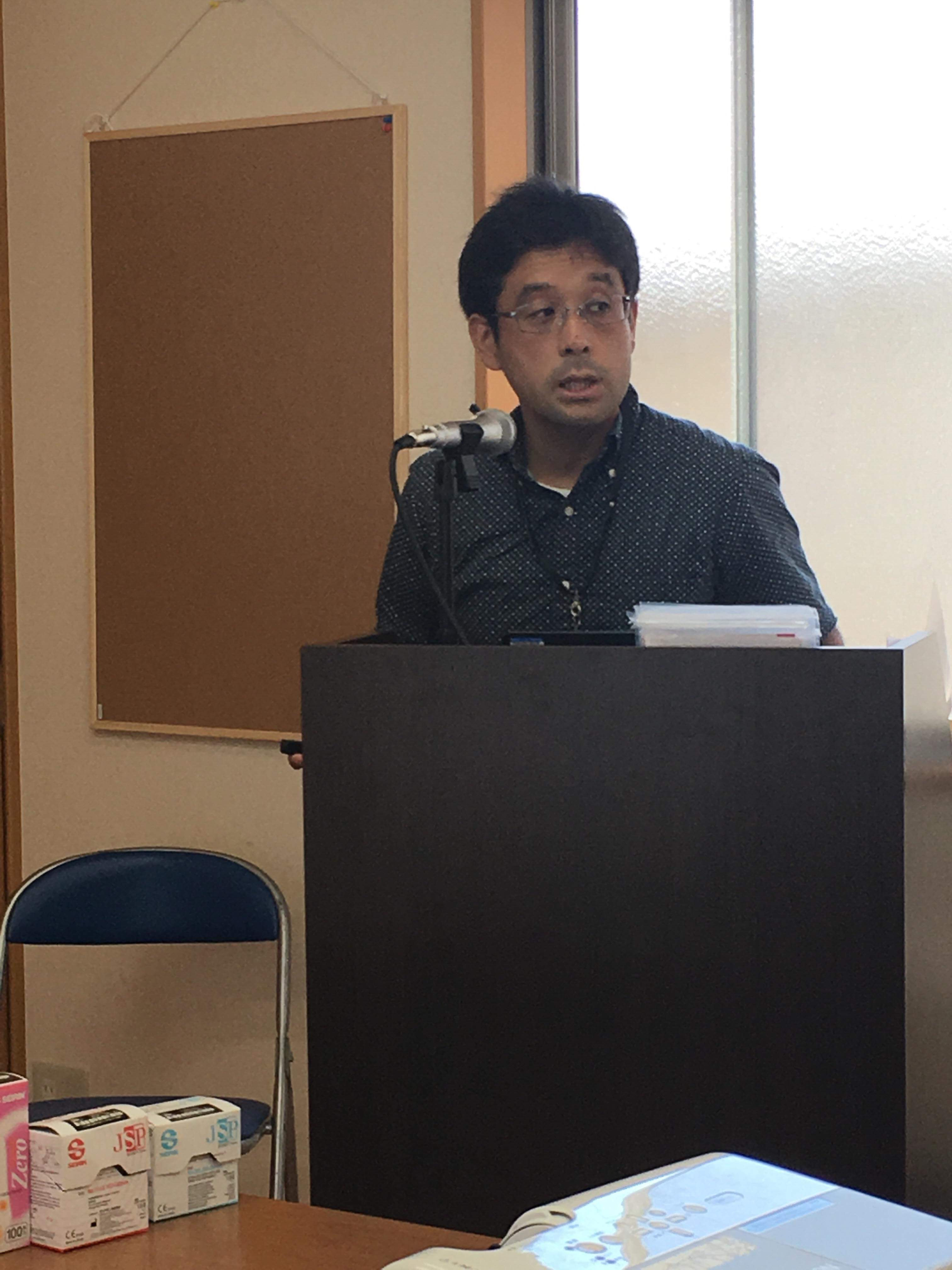 横山 大輔 鍼灸師