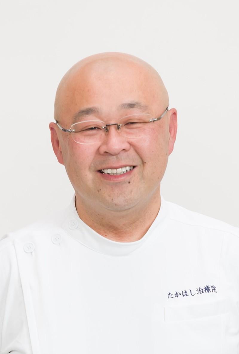 高橋 道明 鍼灸師