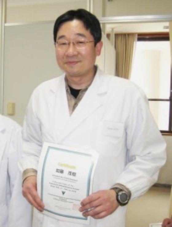 加藤 茂樹 鍼灸師